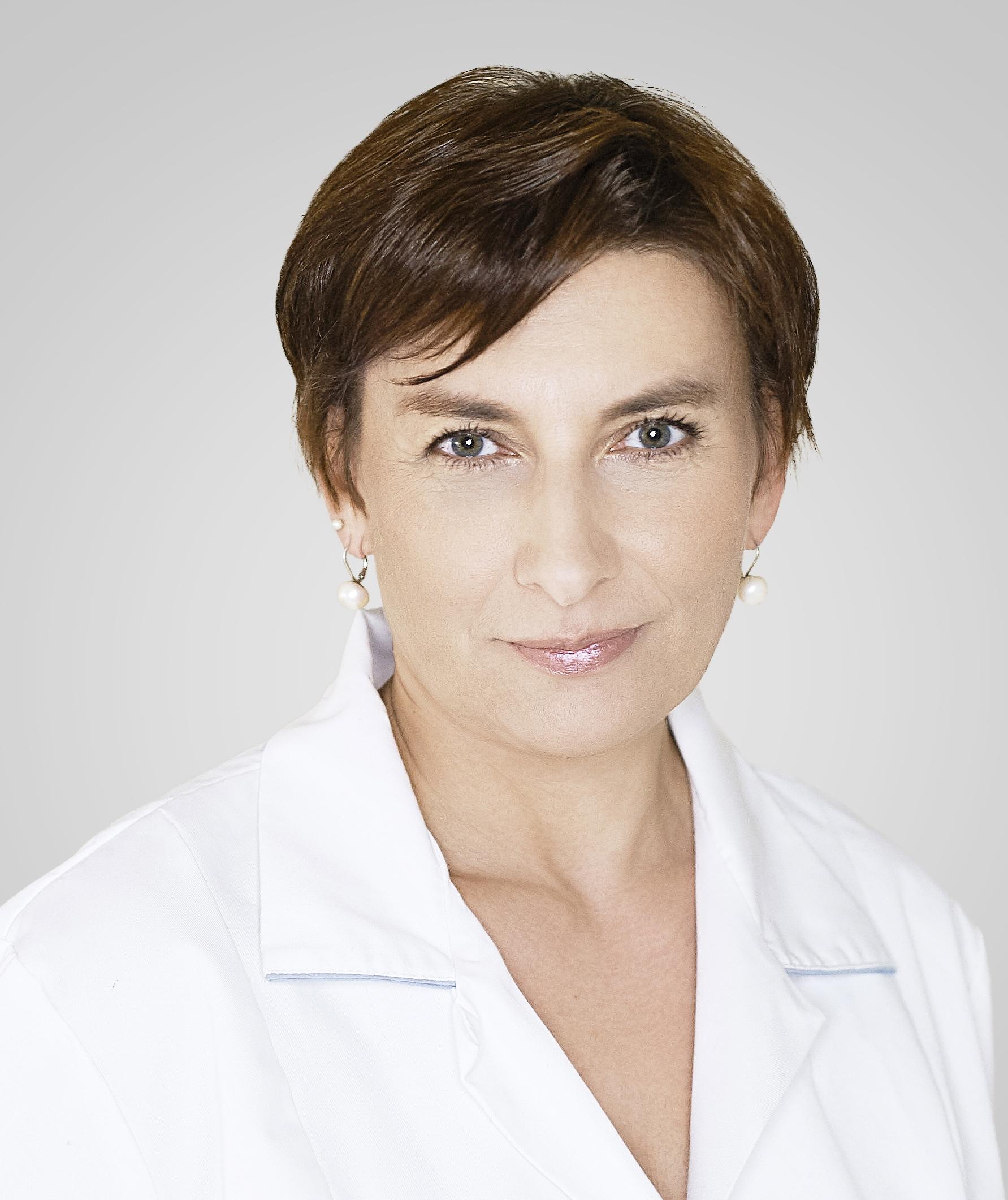 dr Olga Barc-Walkiewicz - lek. med. internista i medycyny estetycznej