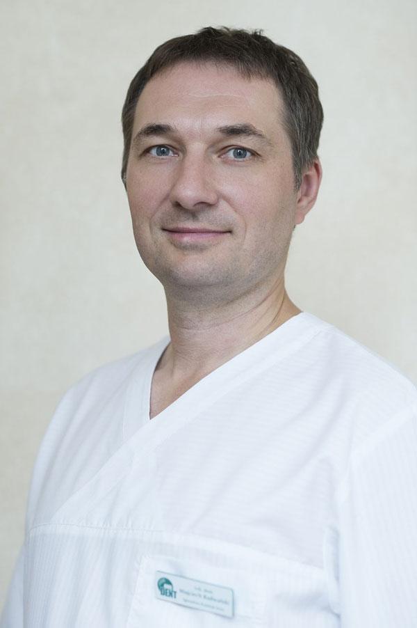 dr Wojciech Radwanski