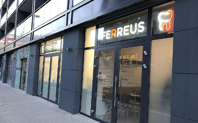 Ferreus
